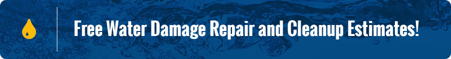 Quincy MA Water Damage Restoration