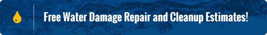 Webster MA Water Damage Restoration